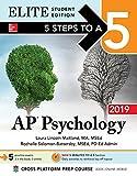 5 Steps to a 5: AP Psychology 2019 Elite Student Edition