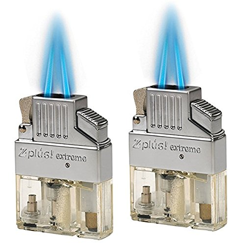 (Z-Plus 2.0 Extreme Torch Flame Lighter TWO PACK)