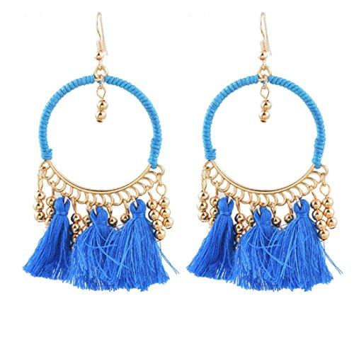 MJARTORIA Bohemian Womens Handcraft Earrings product image