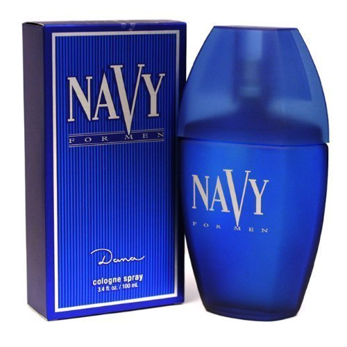 - NAVY Cologne. COLOGNE SPRAY 3.4 oz / 100 ml By Dana - Mens