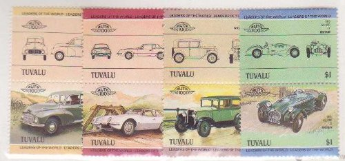 Tuvalu 271-74 MNH ()