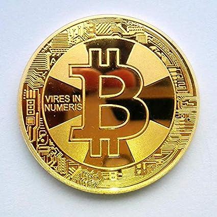 Bitcoin - moneda suvenir