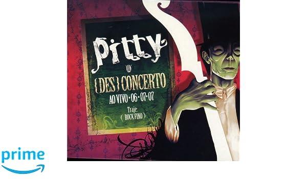 cd pitty desconcerto para