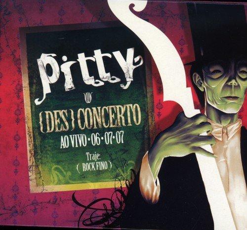 cd desconcerto ao vivo pitty