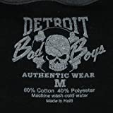 Detroit Pistons Bad Boys Hoody, Black, Small