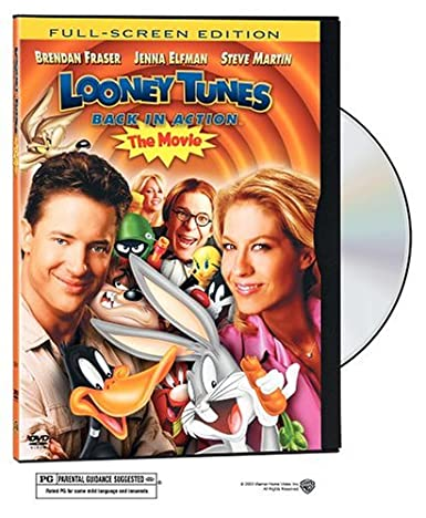 Looney Tunes: Back in Action [Reino Unido] [DVD]