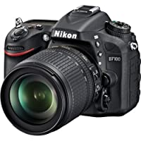 Nikon D7100 DSLR Camera with 18-105mm Lens #1515 (Certified Refurbished)