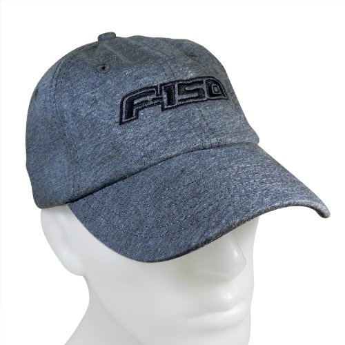 Mac Adjustable Hat (Ford F-150 Dark Heather Gray Baseball)