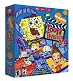 Nickelodeon Toon Twister 3-D by Scholastic