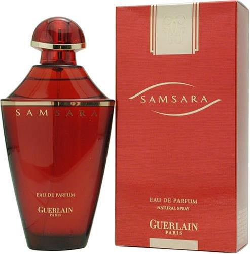 Samsara by guerlain for women eau de parfum spray 17 ounces
