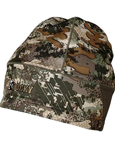 Rocky Mens Venator Camouflage Fleece Beanie Hat  Camouflage  One Size