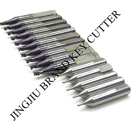 15pcs 2.0mm cutte and1mmTracer Point for Automatic V8//X6 key cutting machine