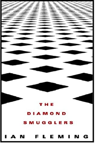 book cover of The Diamond Smugglers