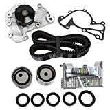 New TSW315SI (207 TEETH) Timing Belt Kit & Water Pump Set w/RTV Silicone