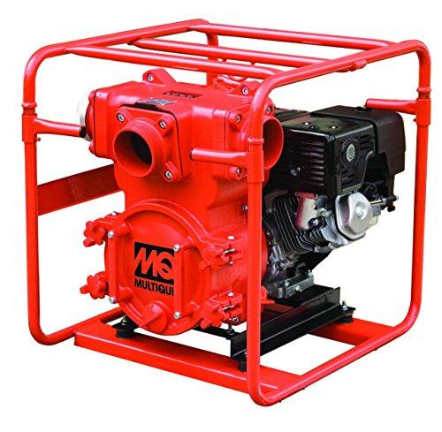 MIKASA QP4TH Gasoline Powered Trash Pump with Honda Motor...