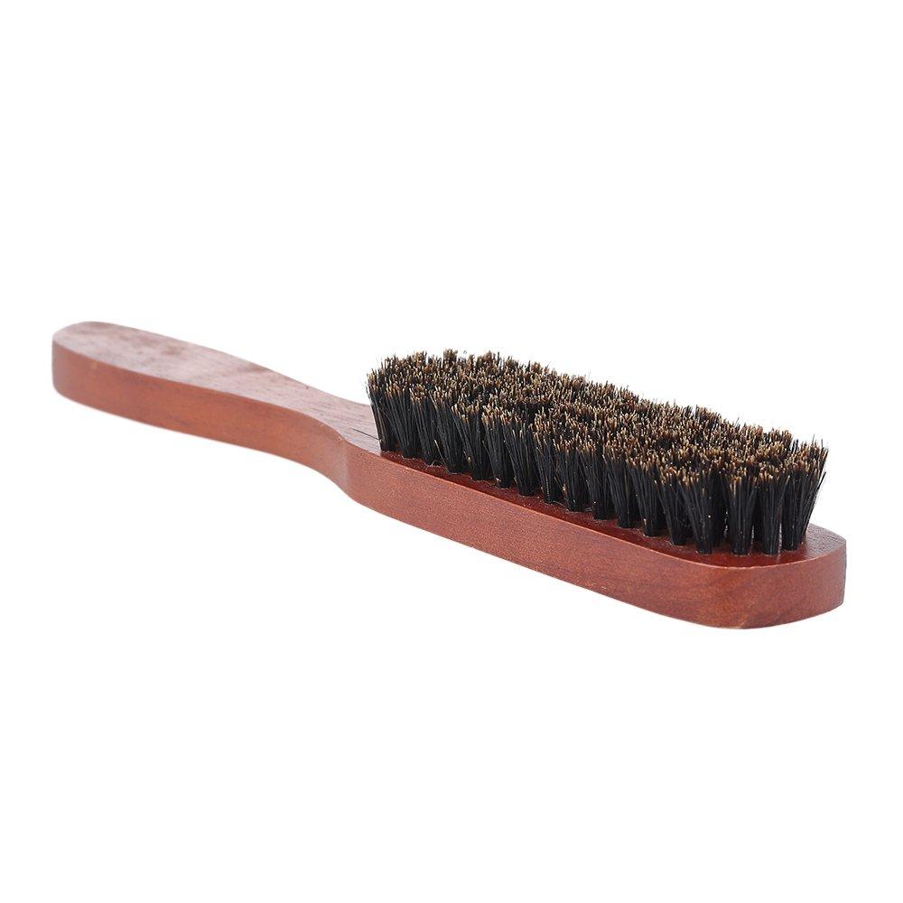 Anself Cepillo de Madera de Afeitado para Hombres W5948-FHUXEJ