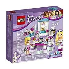 LEGO Friends Stephanie's Friendship Cakes 41308 Building Kit