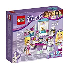 LEGO Friends Stephanie's Friendship Cakes 41308 Building Kit