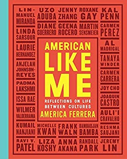 Book cover for American Like Me