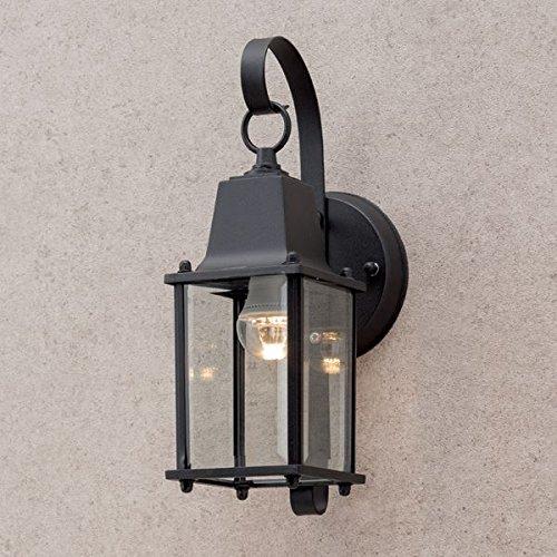 タカショー アンティークライト(ローボルト) エクスレッズ ウォールライト6型 HBA-D12K #73293700 『エクステリア照明 ライト』 ブラック B016FA2A9C 11180