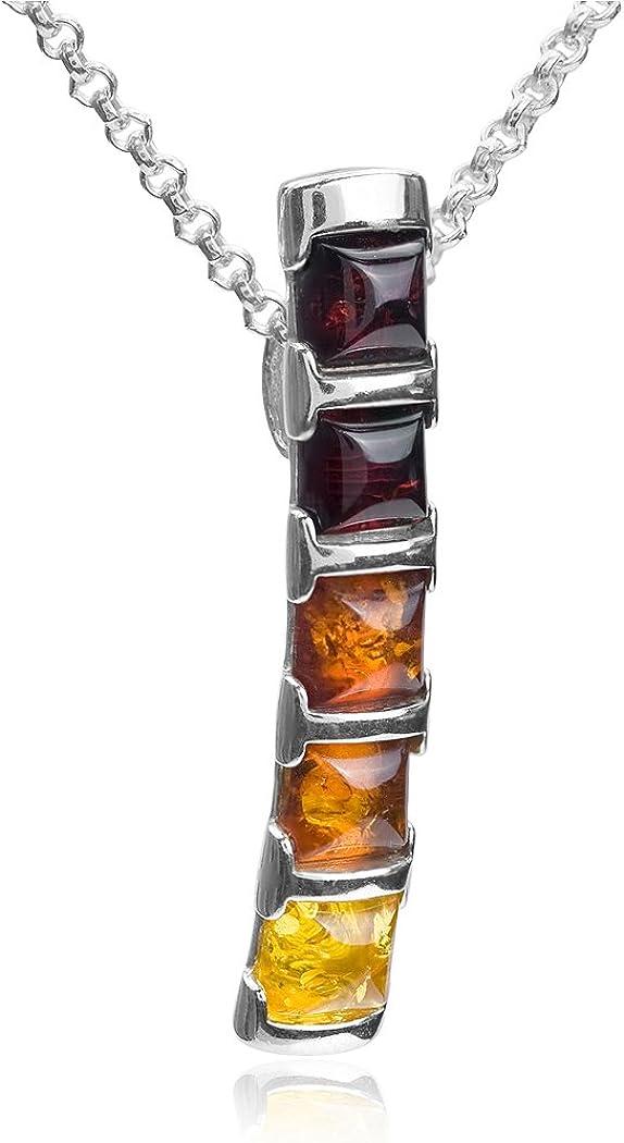 DiamondJewelryNY Sterling Silver Freeform Pendant