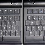Kinesis Freestyle2 Split Keyboard Clear Skin