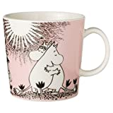Iittala ARABIA (Arabic) Moomin Mug Pink Pink, Love (japan import)