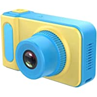 Kids Digital Camera, Leegoal Mini 2.0 Inch Screen HD 1080P Video Recorder Camcorder with Loop Recording Children Toy Camera for Boys Girls Christmas Birthday Gift