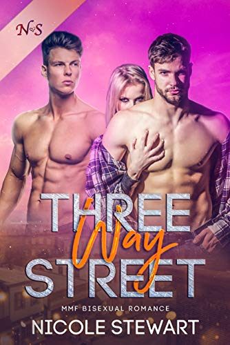 99¢ – Three Way Street: MMF Bisexual Romance