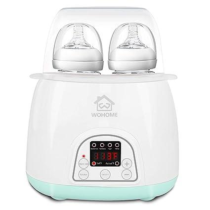 Amazon.com: WOHOME - Calentador de biberones 5 en 1 ...