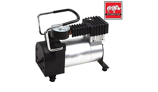 Rhino Automotive© 12 V 150PSI compresor de aire para coche neumático bomba rw0794: Amazon.es: Coche y moto