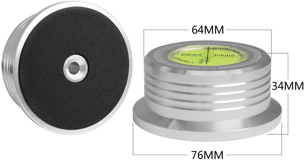 morsetto per dischi in alluminio 60 Hz Viborg per dischi