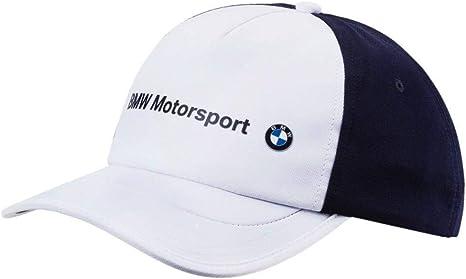 Puma BMW Motorsport - Gorro con logotipo de Whte: Amazon.es ...