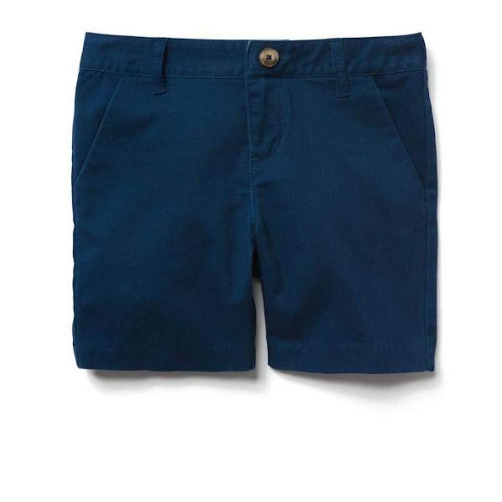Gymboree Girls Gym Navy Twill Shorts//Uniform Shorts 7
