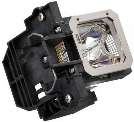 DLA-X500R Projector DLA-X35 Power by Ushio Genuine OEM Replacement Lamp for JVC DLA-RS67U DLA-X35B DLA-X35W IET Lamps with 1 Year Warranty