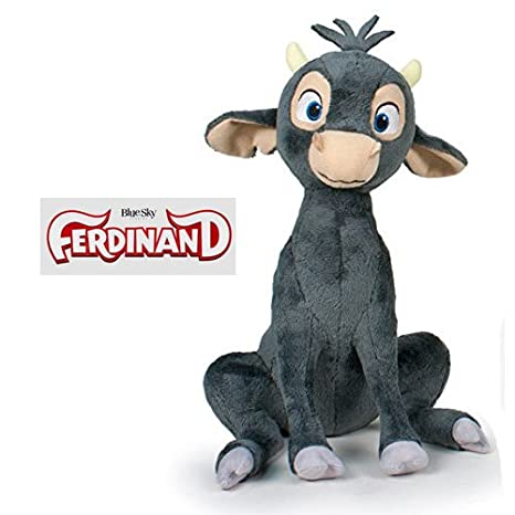 amazon com fdnd ferdinand the bull plush ferdinand young calf 11