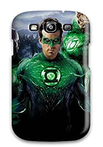 New Diy Design Green Lantern Superheroes For Galaxy S3 Cases Comfortable For Lovers And Friends For Christmas Gifts
