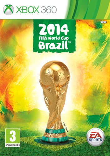 EA Sports 2014 FIFA World Cup - Brazil (Xbox 360) (World Cup For Xbox 360)
