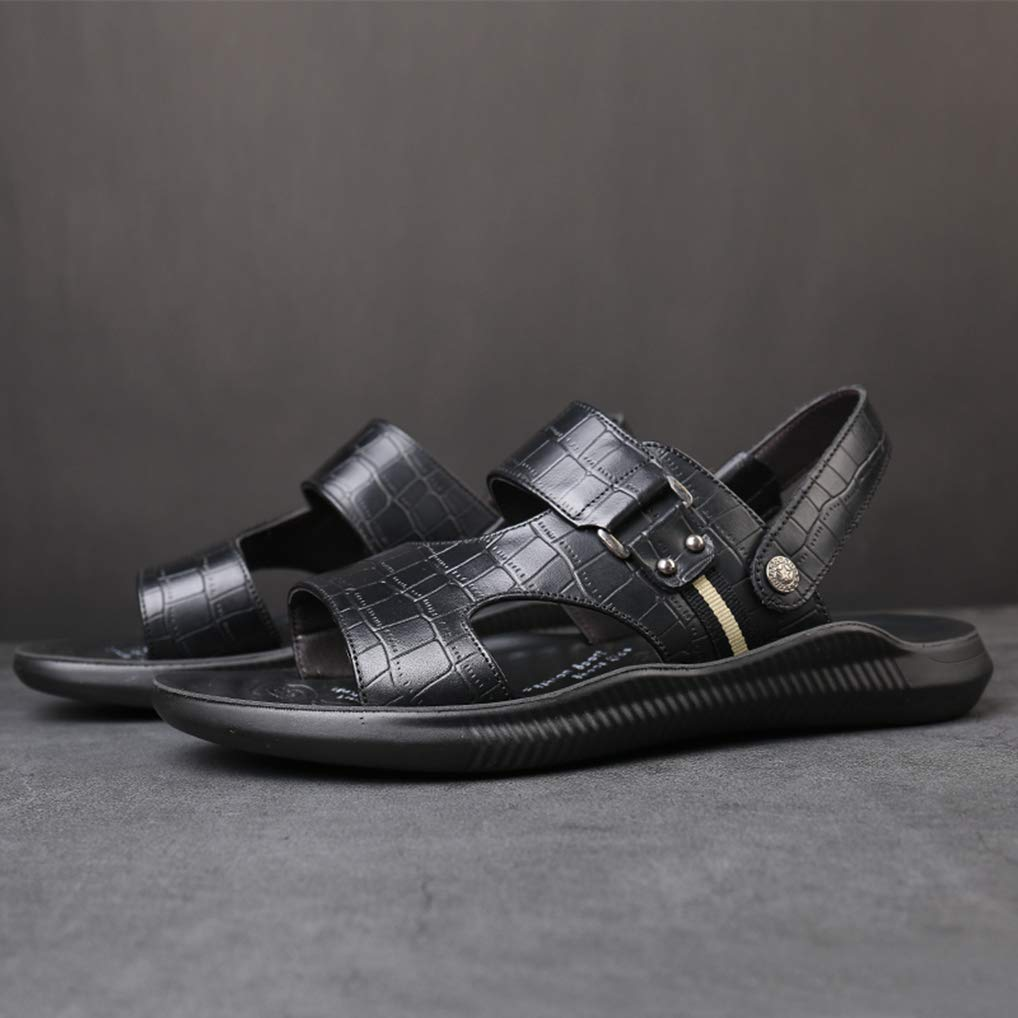 August Jim Sandals Men Shoes Mens Sandals Roman Men Shoes Summer Flip Flops Flat Sandals