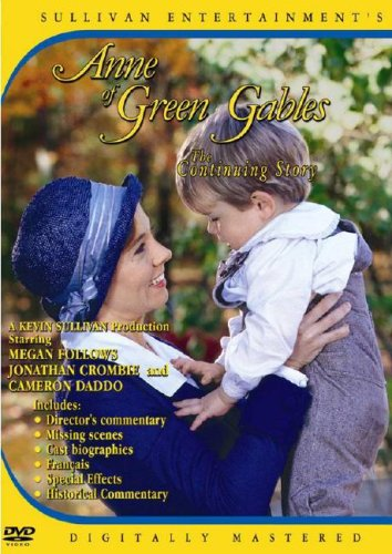 DVD-Anne Of Green Gables: The Continuing Story