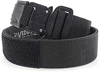 Vedder Holsters Cobra Quick Release Gun Belt - Black