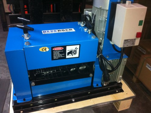 Model WS-212 Wire Stripping Machine - Copper Stripper By BLUEROCK ® Tools