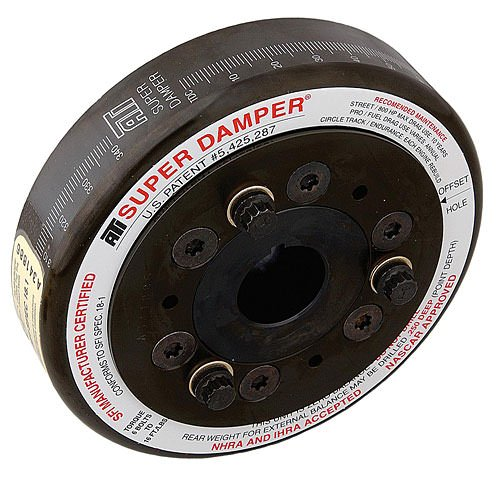 ATI Performance Products 917785 SBC Harmonic Damper SFI7.074 Internal Balance (Harmonic Sfi Balancer Damper)