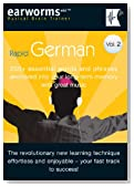 Rapid German: v. 2: 200+ Essential Words and Phrases Anchored into Your Long Term Memory with Great Music