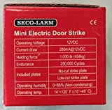 Seco-Larm SD-991A-D1Q Mini No-Cut Electric Door