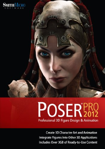 Poser Pro 2012 [Download] by Smith Micro