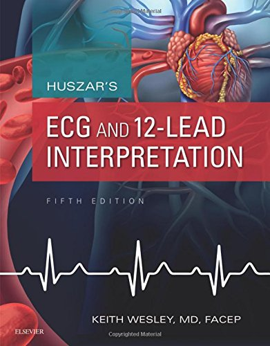 323355757 - Huszar's ECG and 12-Lead Interpretation, 5e