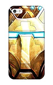 CAAoZhg8964aeFPs Tpu Phone Case With Fashionable Look For ipod touch 4 - Iron Man