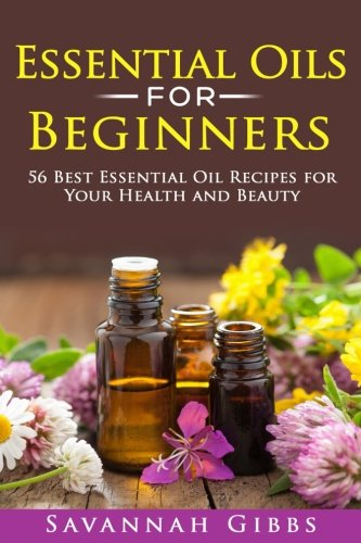 Essential Oils Beginners Recipes Health product image