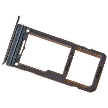 Repuesto Original, Bandeja Tarjeta SIM y SD para Samsung ...